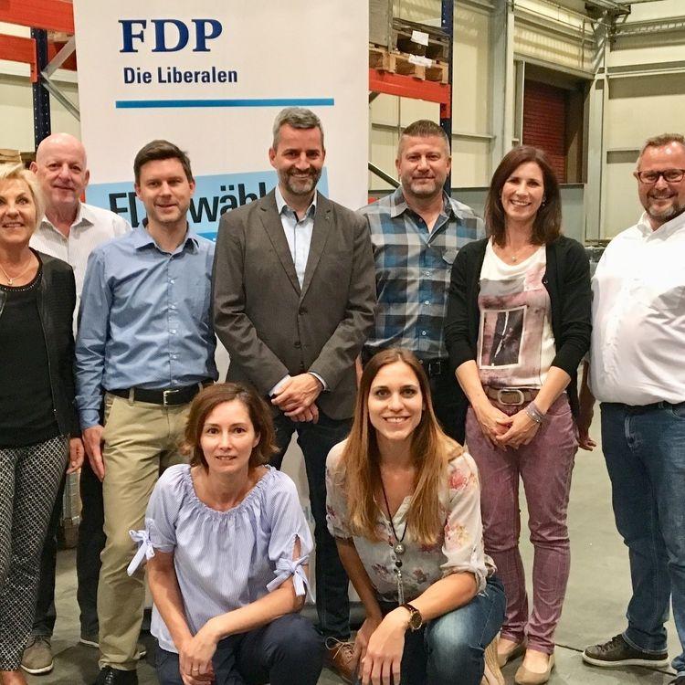 Die FDP.Die Liberalen Walenstadt nominiert Thomas Schnider als Kandidaten für die Gemeinderatsersatzwahl vom 25. August 2019